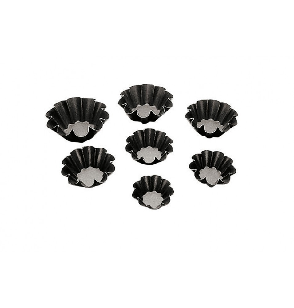 Forma rotunda pentru tarta, diametru 80mm