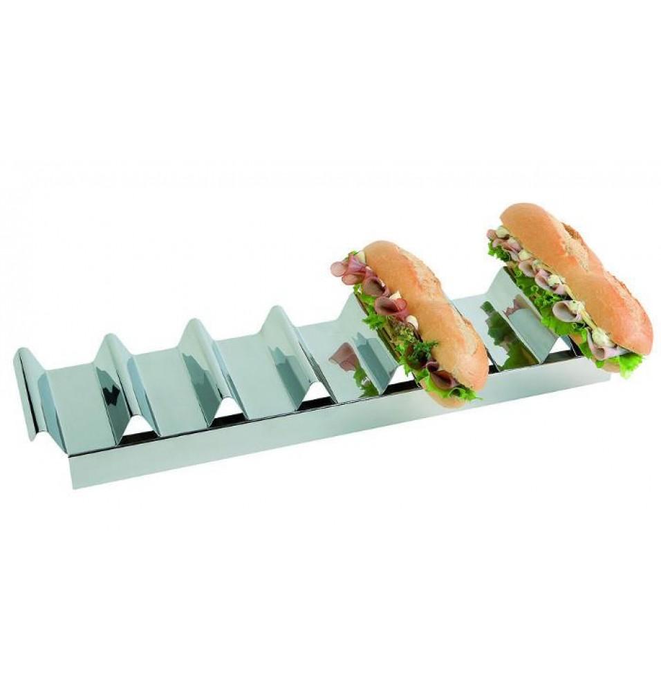 Expozitor pentru sandwich-uri