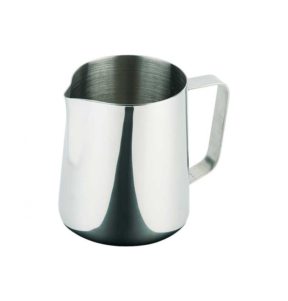 Cana inox pentru lapte/apa -capacitate 0.35 litri