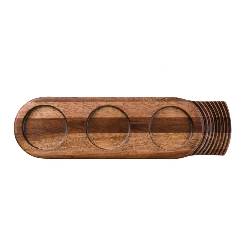 Platou din lemn
