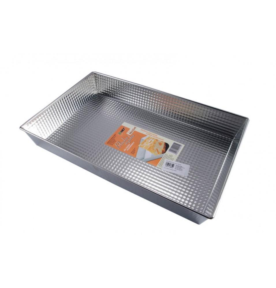 Tava cuptor aluminiu dimensiuni 400x250x60mm