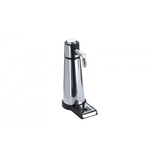 Sifon Thermo Xpress Whip, inox, capacitate 1 litru