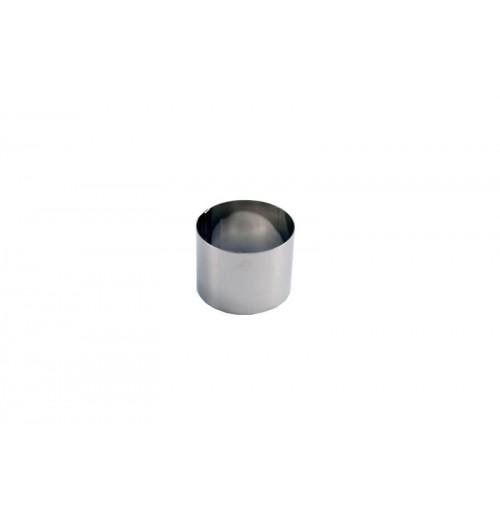 Inel, inox, diametrul 60mm, inaltime 45mm