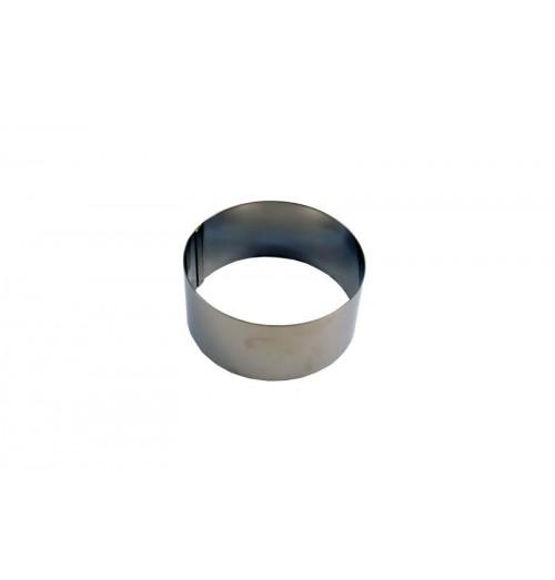 Inel, inox, diametrul 70mm, inaltime 60mm