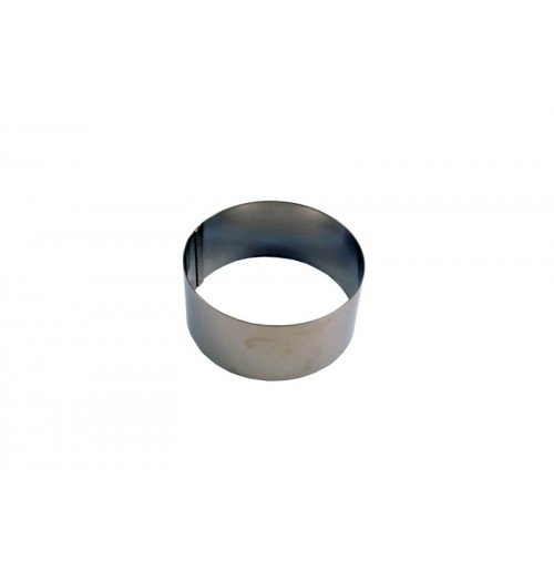 Inel, inox, diametrul 120mm, inaltime 60mm