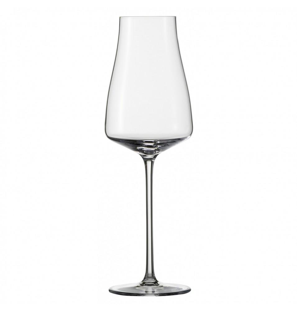 Pahar pentru sampanie -cu punct de efervescenta, din cristal, capacitate 351ml