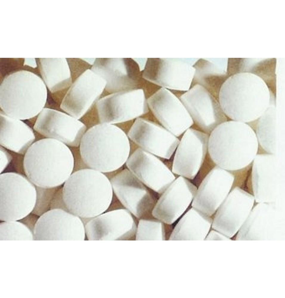Tablete sare pentru dedurizator 25mm