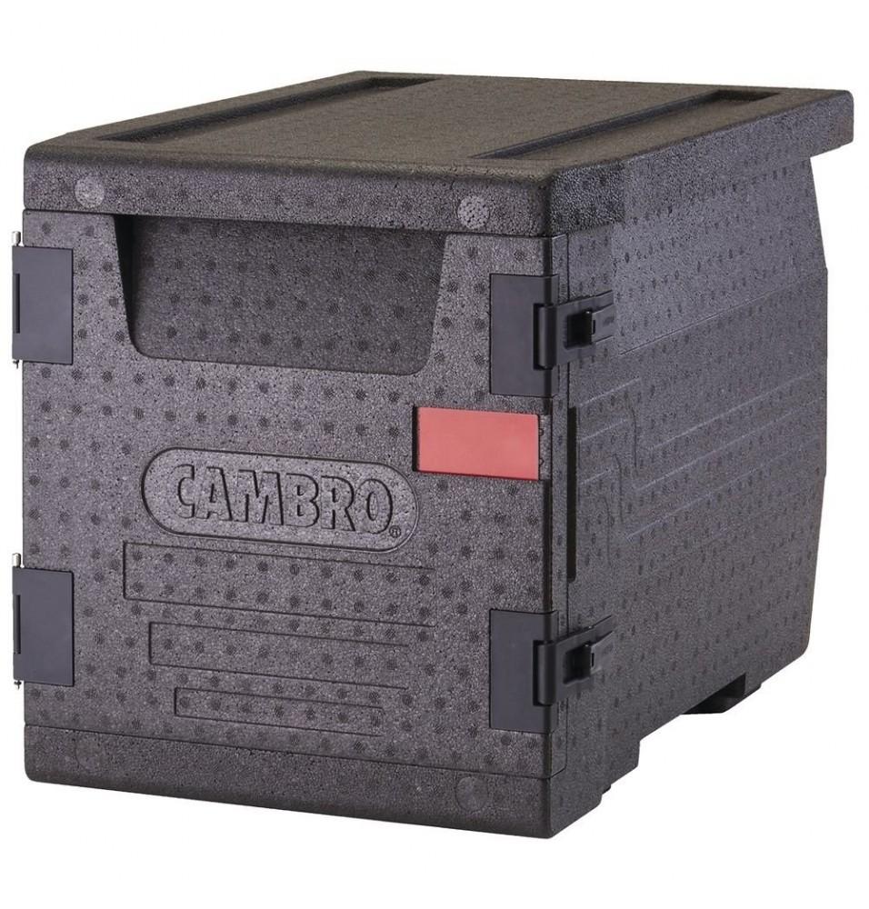 Cutie izotermica cu incarcare frontala, capacitate 3 GN1/1 -h100mm, volum 60 litri