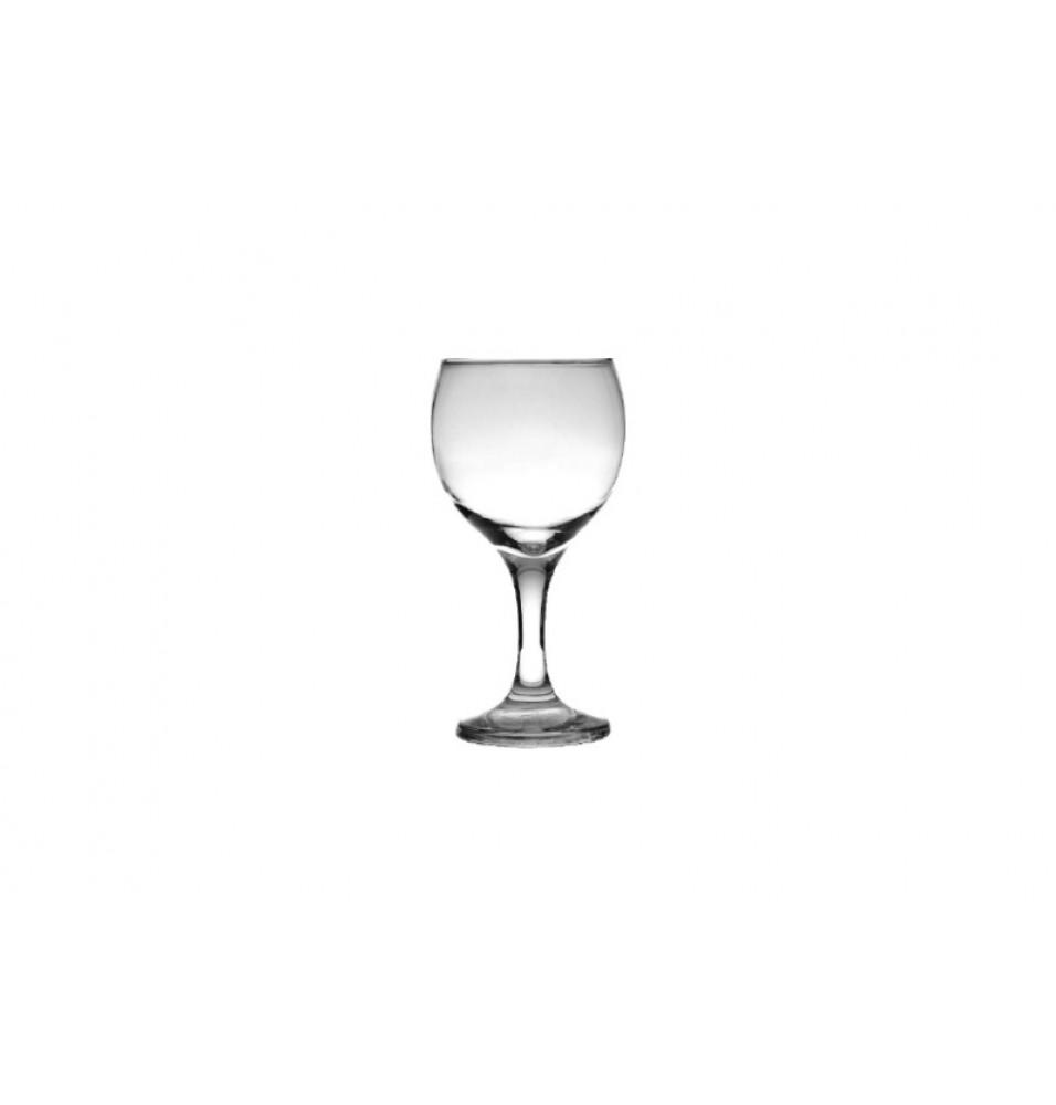 Pahar apa, sticla,capacitate 260ml