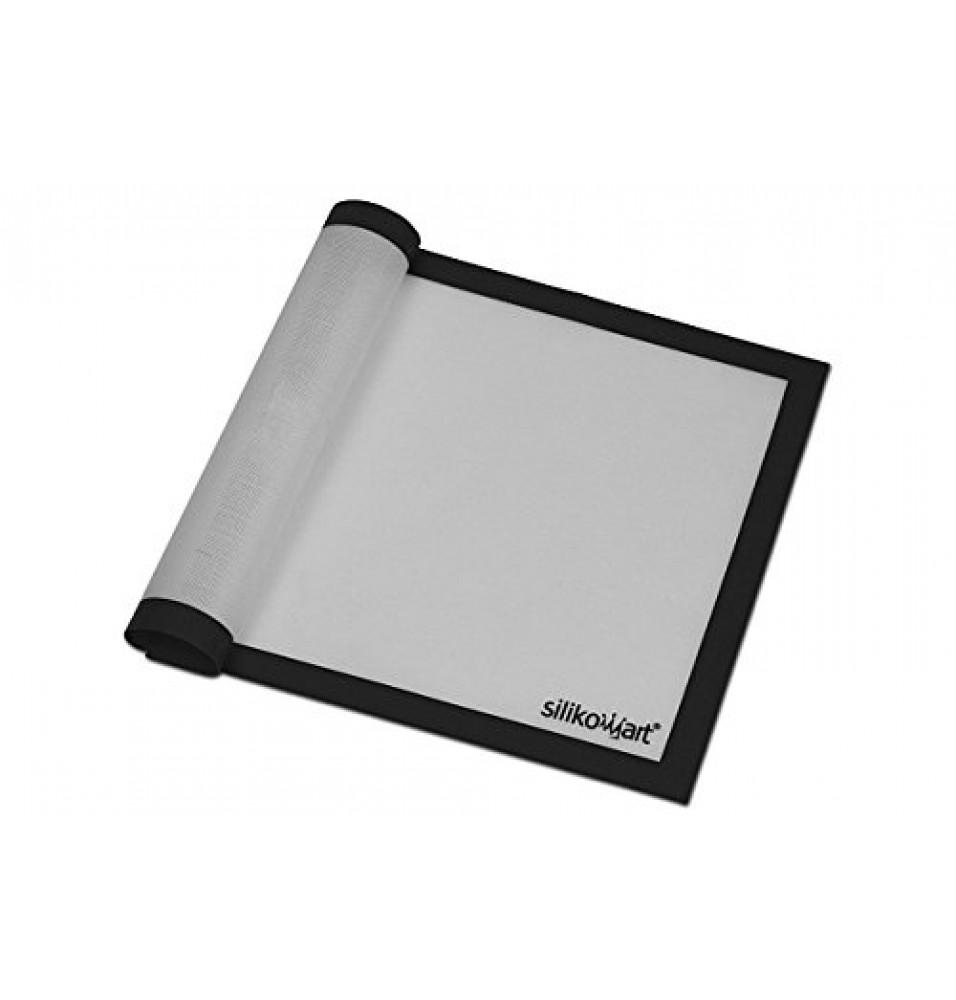 Foaie din silicon si fibra de sticla, se utilizeaza pentru copt la temperaturi de pana la +230°C