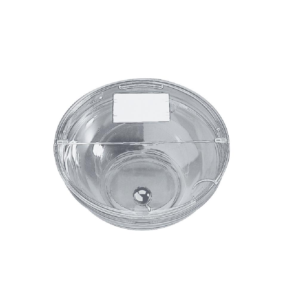 Capac pentru bol,cu eticheta, diametru 235mm