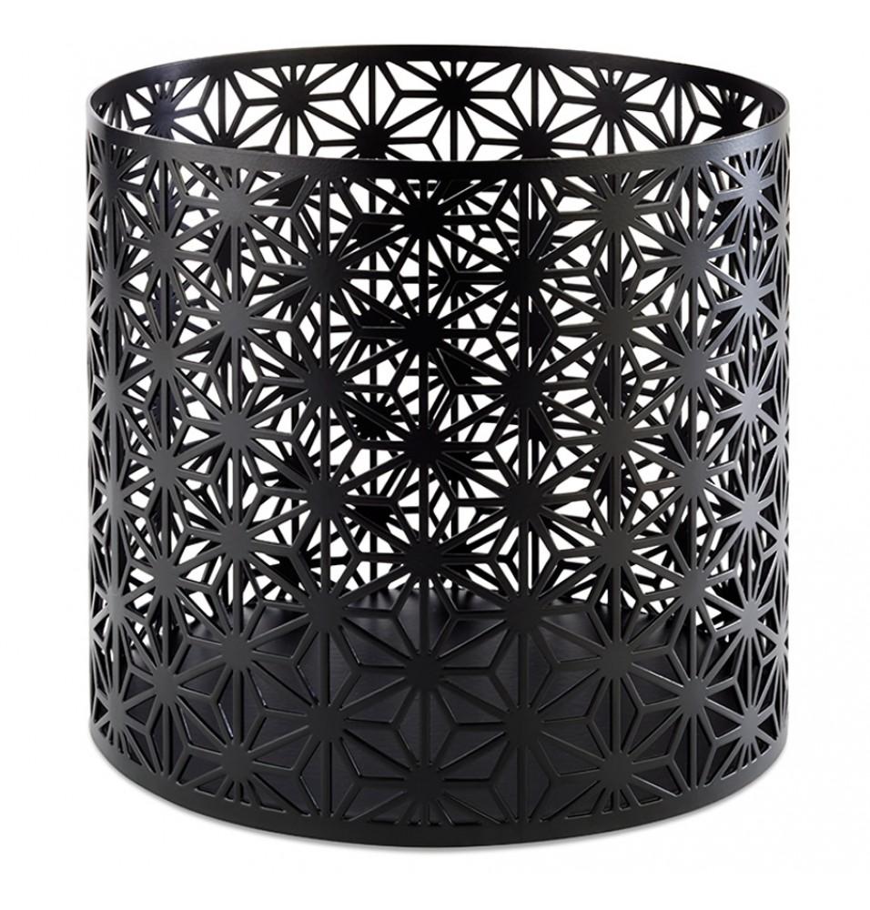 Suport tip cos, linia ASIA+, inox, culoare negru, diametru 210mm
