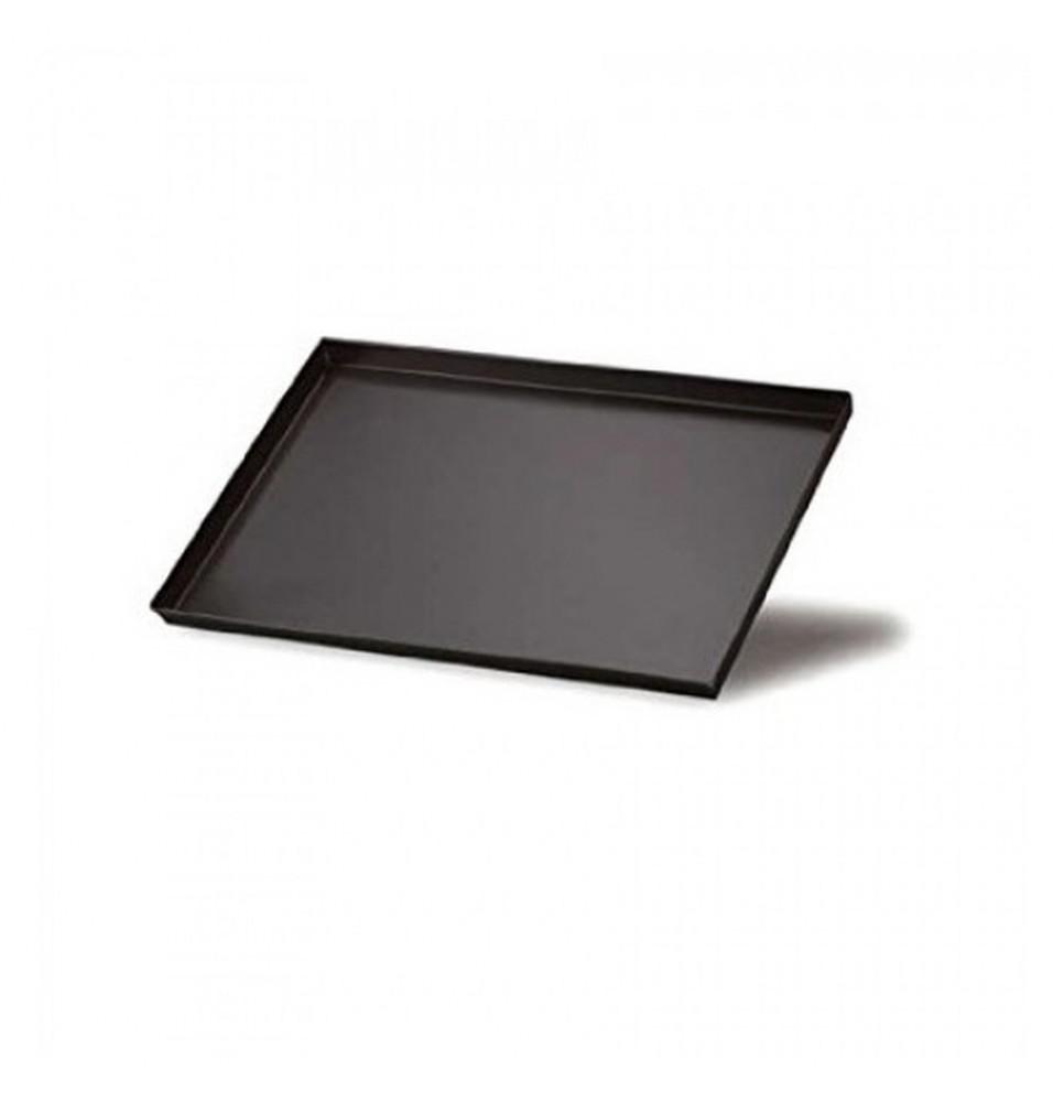 Tava, dimensiuni 600x400x20 mm, tabla neagra