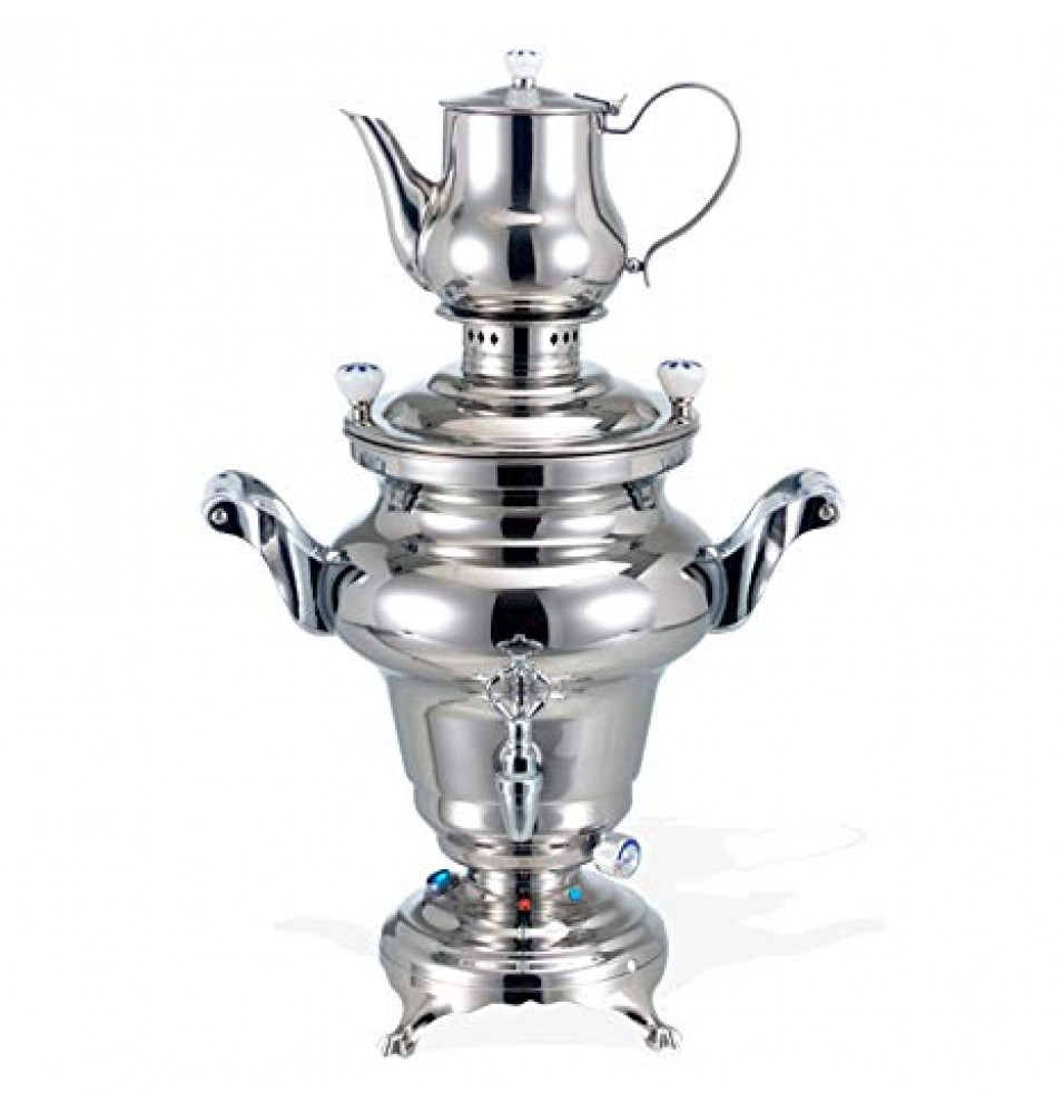 Samovar, model Rebecca, capacitate compartiment apa 5 litri