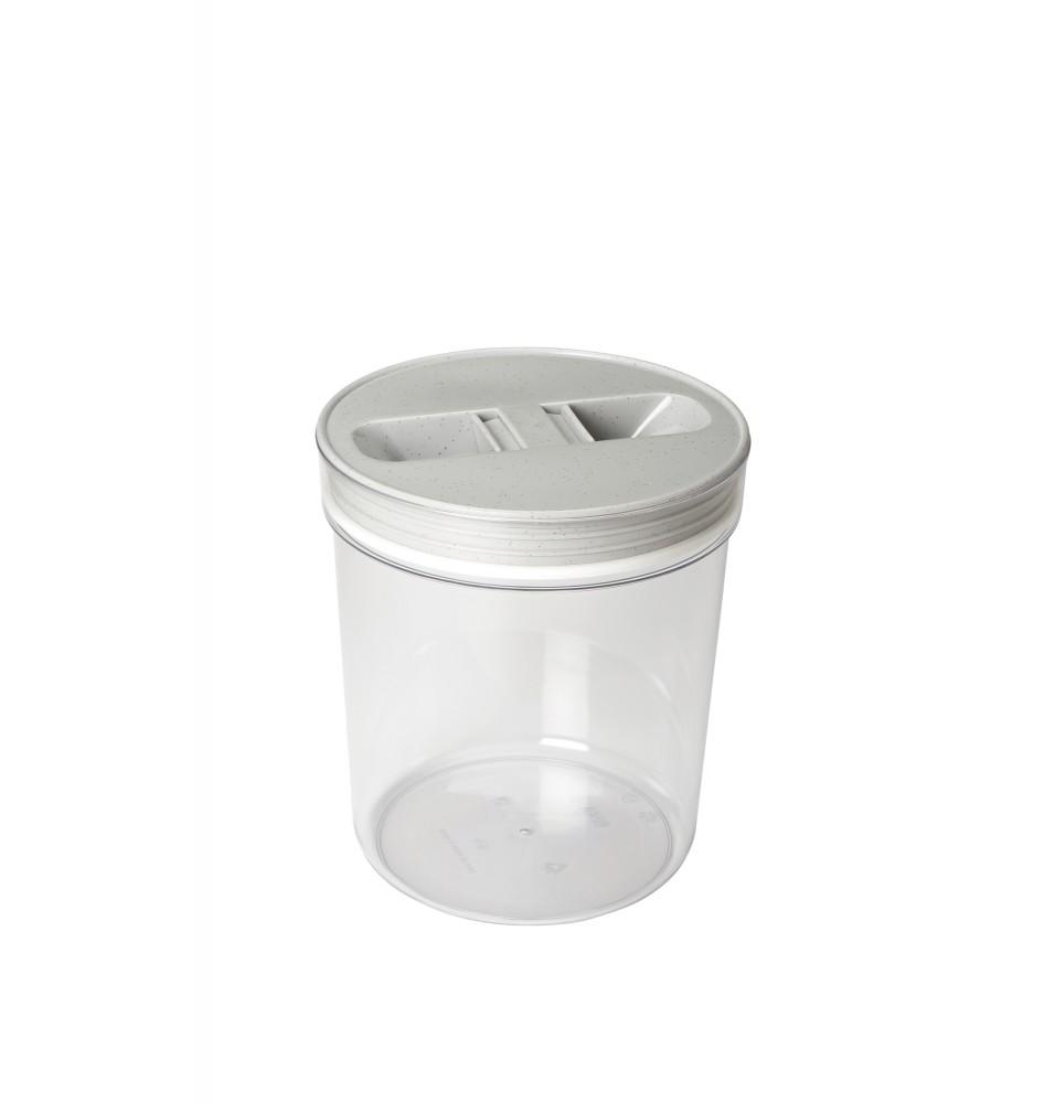 Caserola depozitare cu capac, capacitate 3 litri