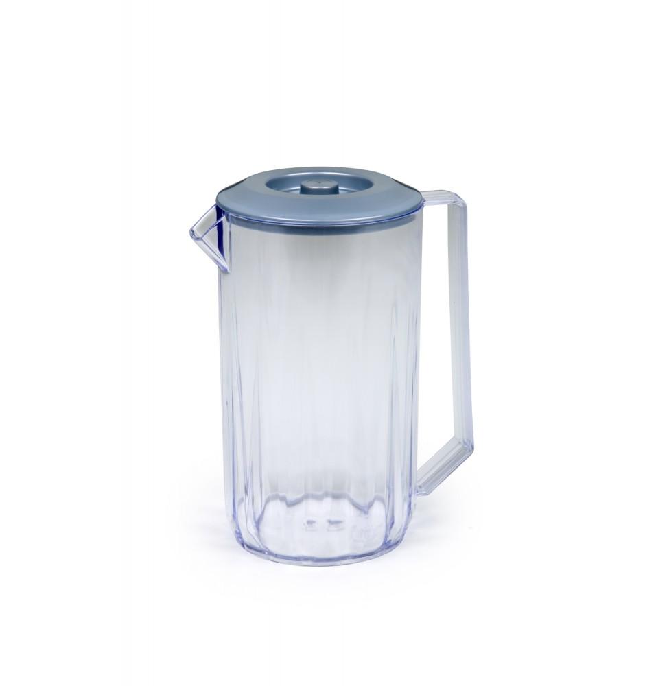 Carafa cu capac, capacitate 1.5 litri