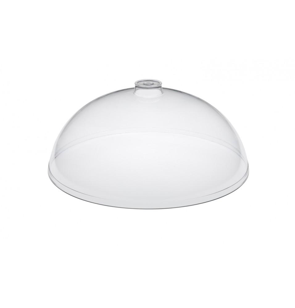 Capac tip cupola, transparent, diametru 400mm