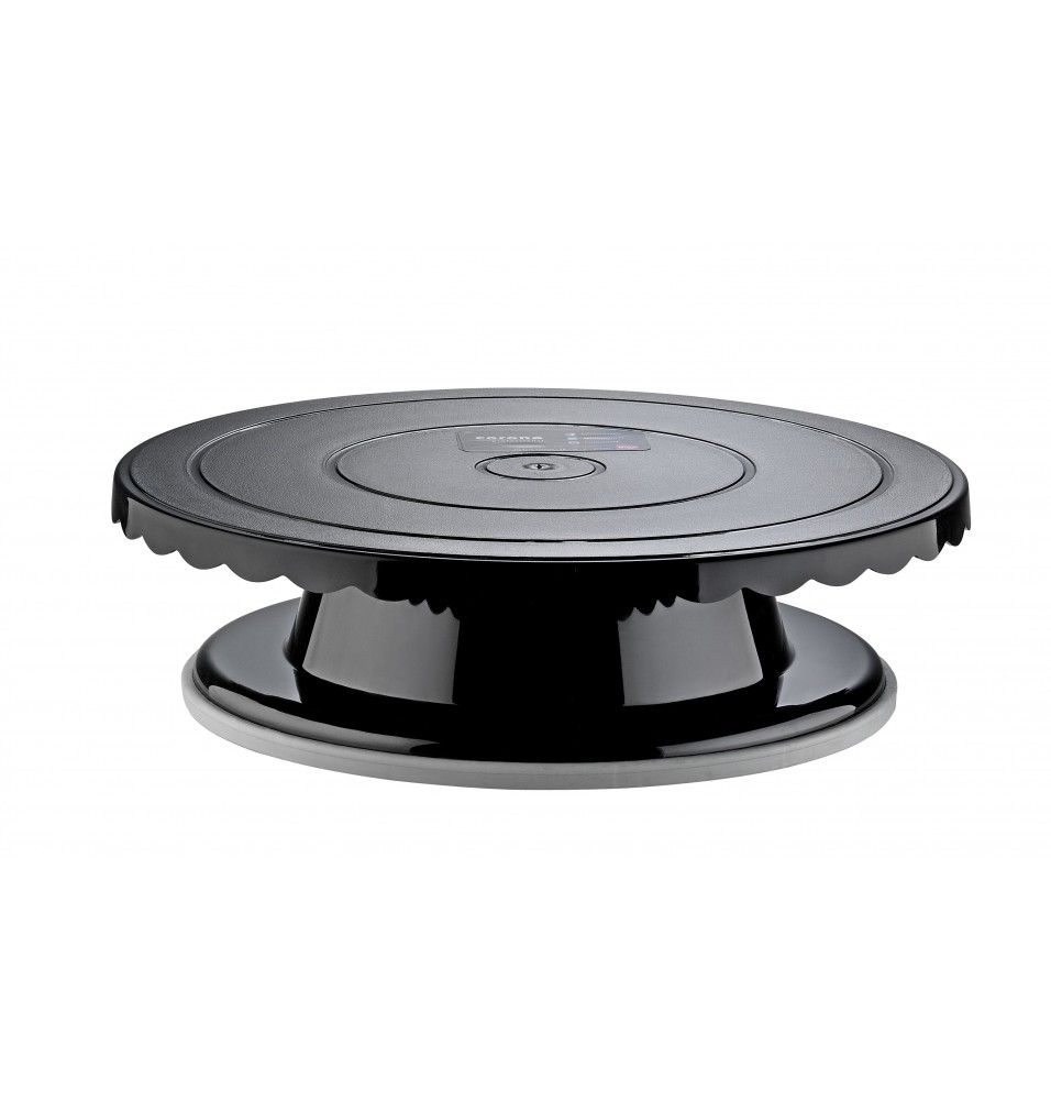 Suport rotativ pentru tort -cu picior, diametru 270mm