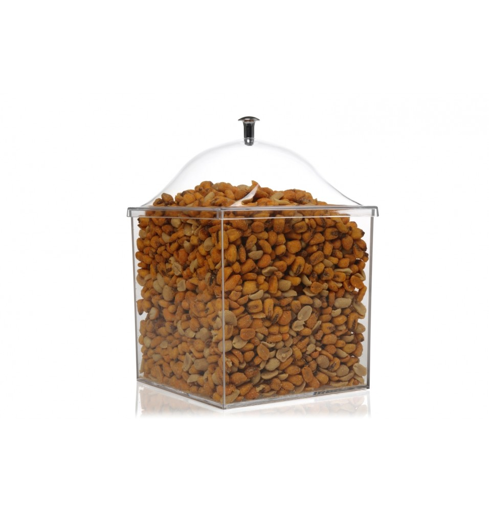 Recipient expunere fursecuri/mirodenii/ceaiuri, policarbonat