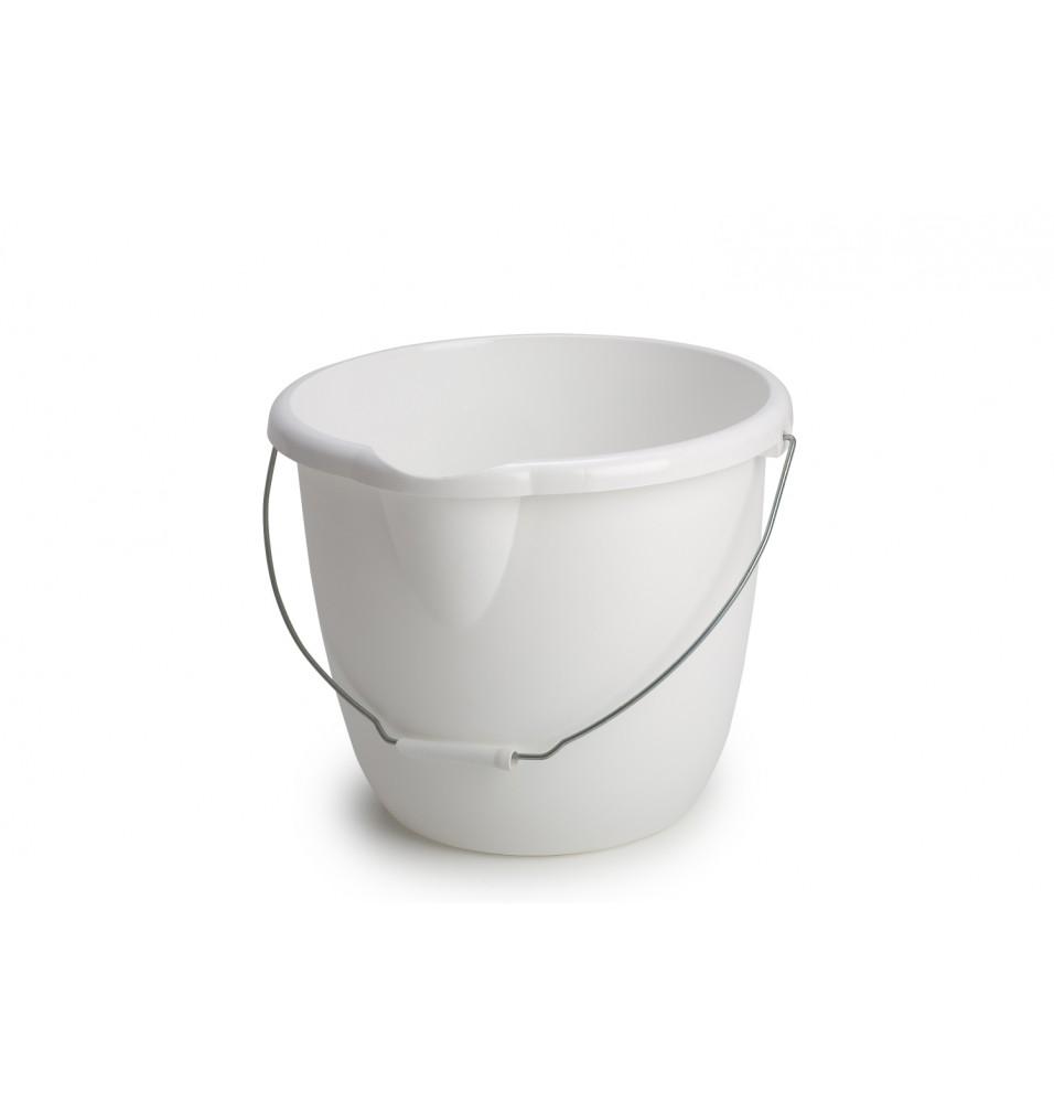 Galeata rotunda cu picurator si toarta, capacitate 13.5 litri
