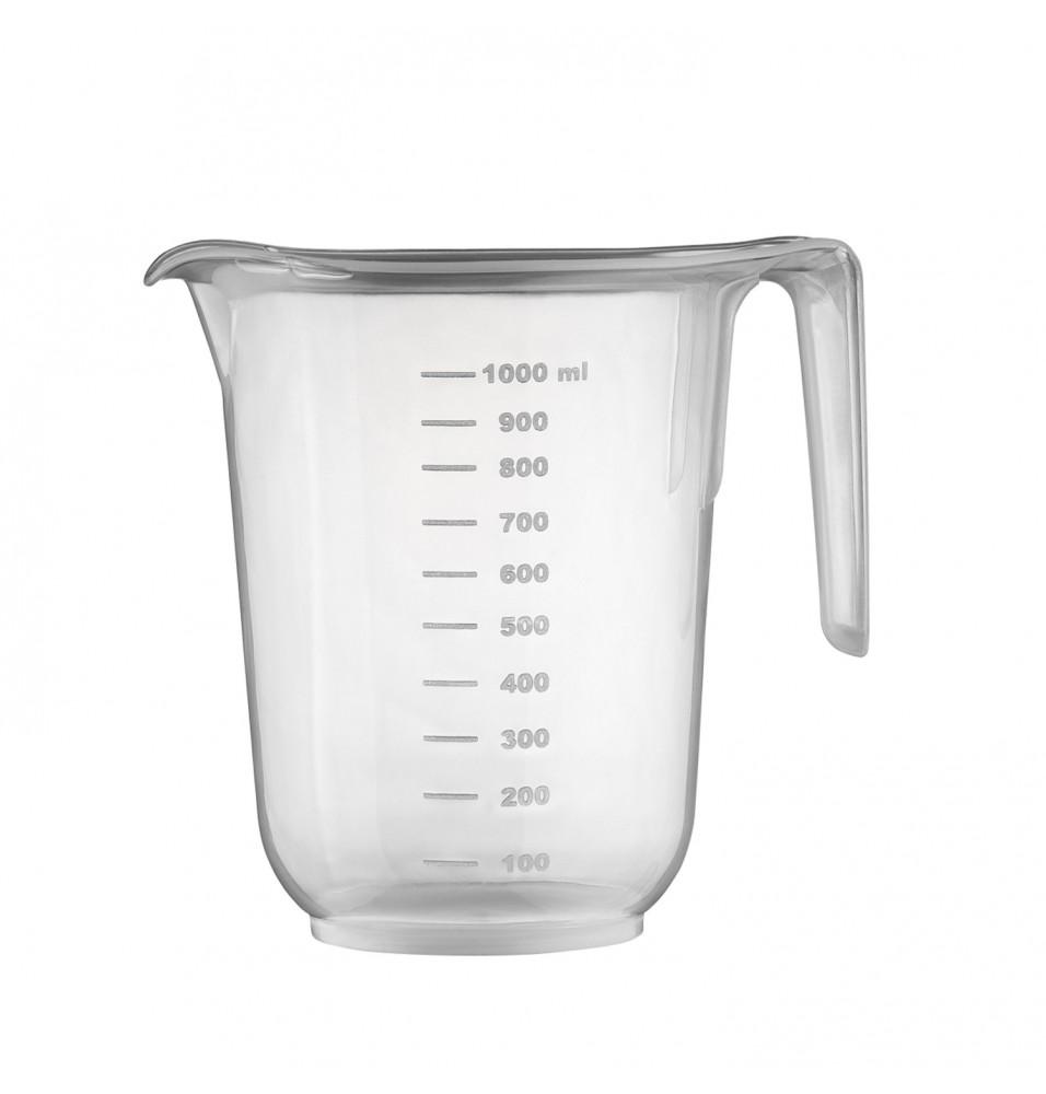 Cana gradata, capacitate 1 litru