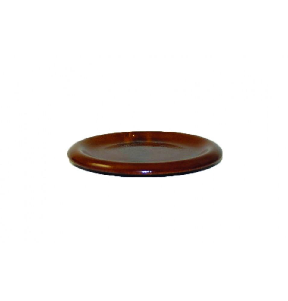 Farfurie rotunda, portelan, diametru 146mm