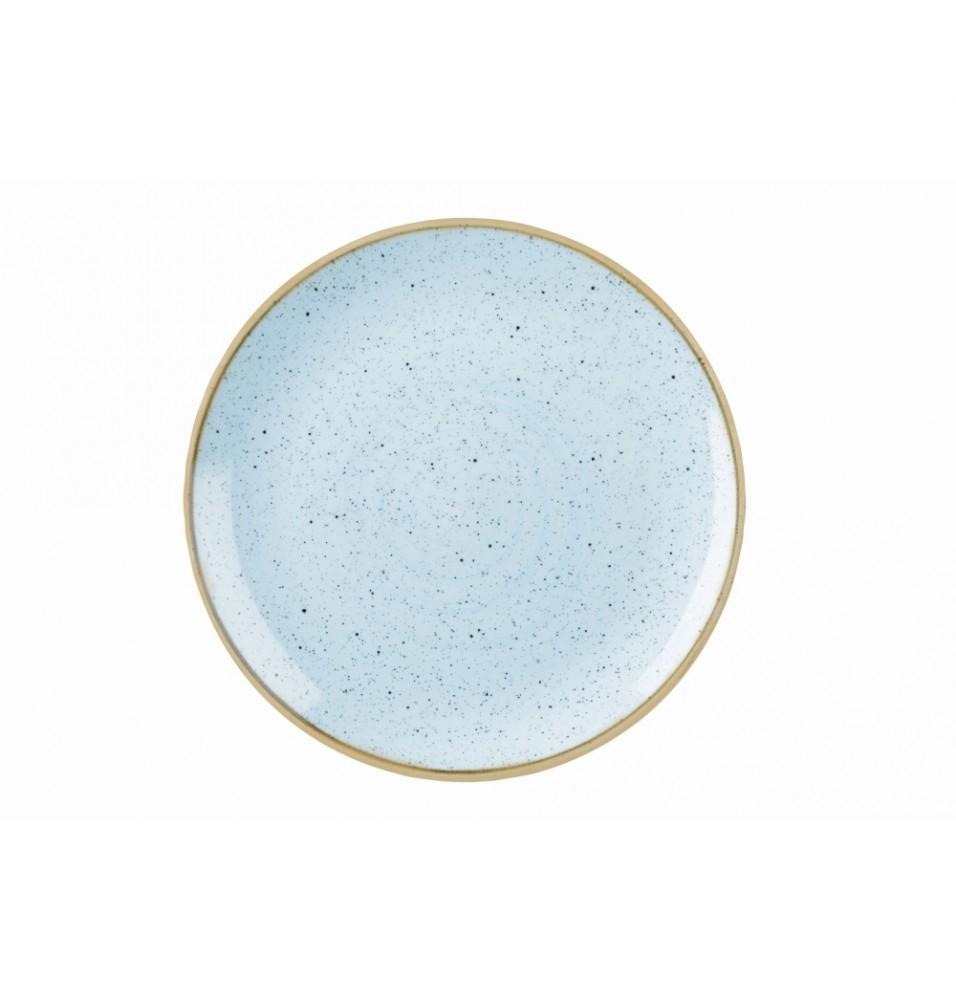 Farfurie rotunda Duck Egg Blue - diametru 165mm