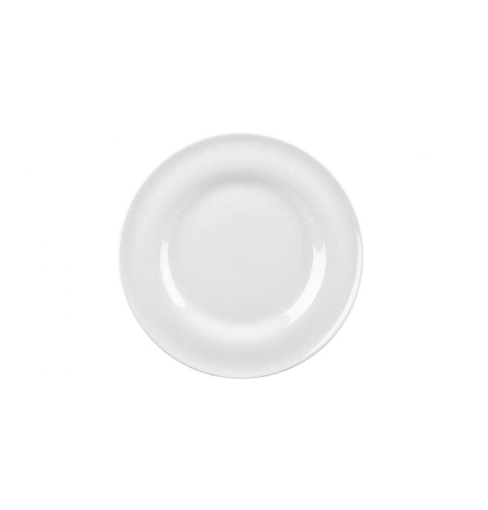 Farfurie plata rotunda, portelan, diametru 230mm