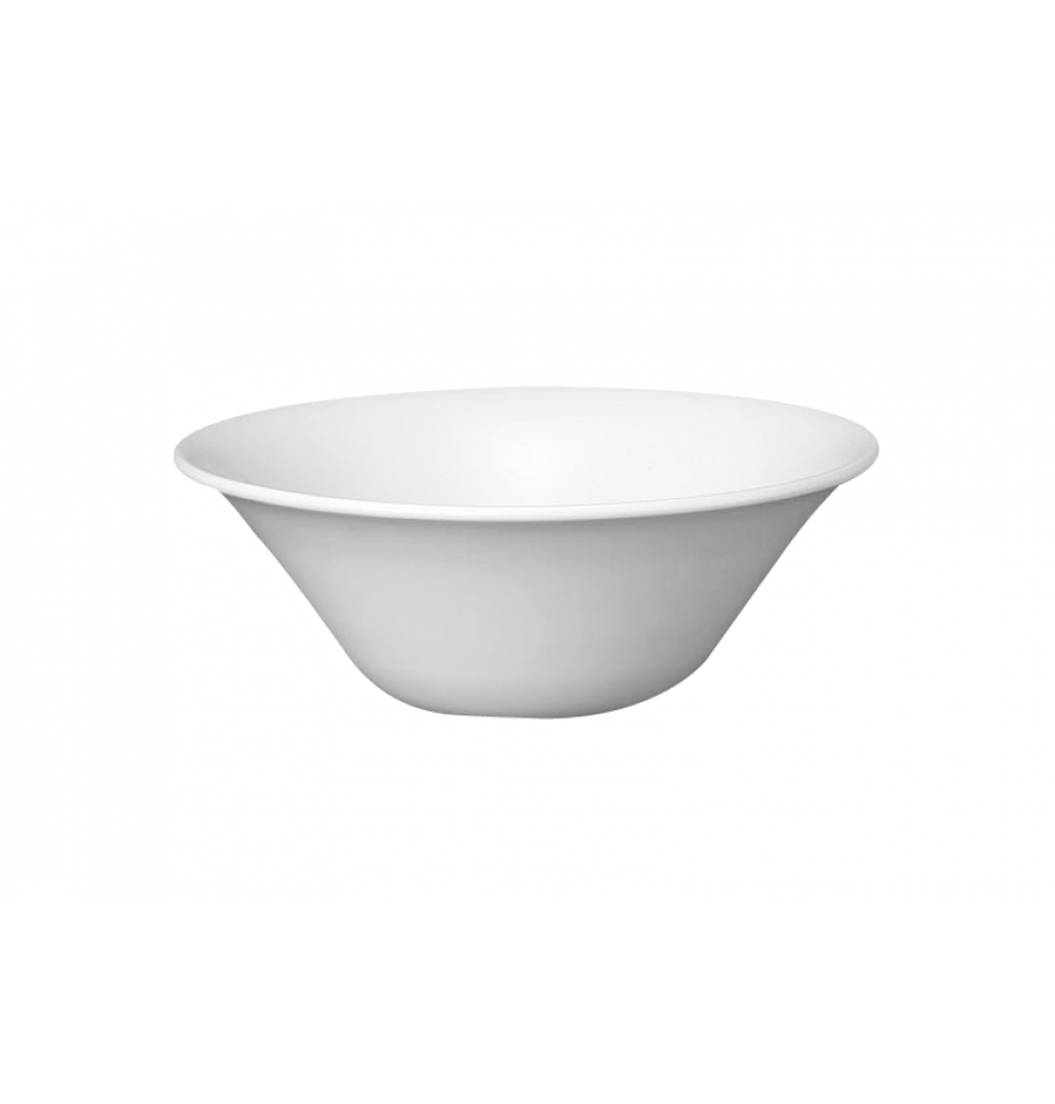 Bol pentru salata, portelan, capacitate 483 ml, dimensiune 172mm