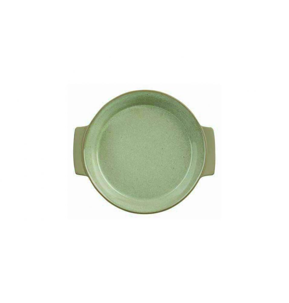 Vas rotund cu manere, capacitate 284ml, din ceramica