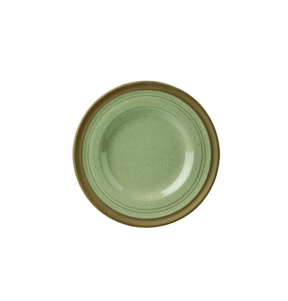 Farfurie plata rotunda, ceramica, diametru 330mm