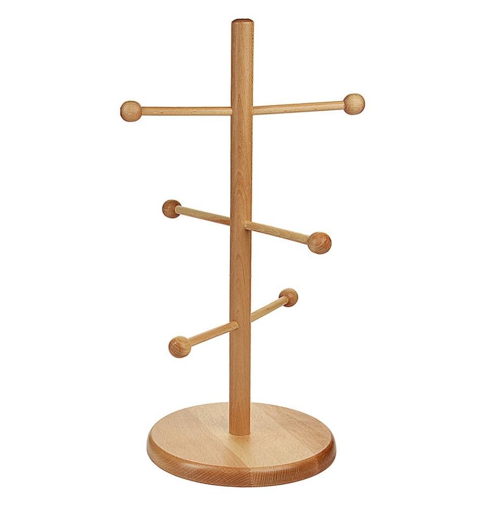 Expozitor covrigi, lemn, diametru 200mm