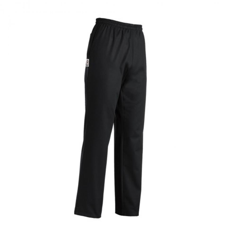 Pantaloni Bucatar - model Black