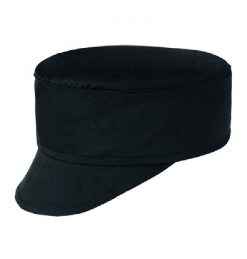 Sapca bucatar,model Black, culoare neagra