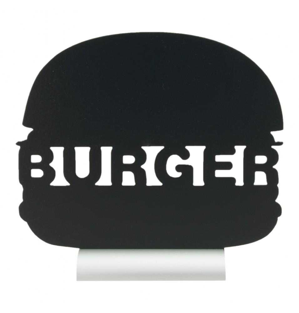 Tabla neagra forma burger+marker