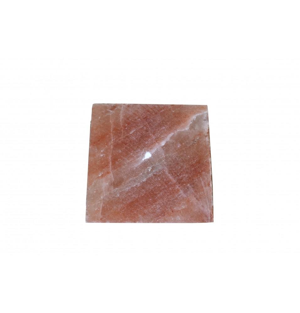 Placa din sare de Himalaya, dimensiuni 200x200x25mm
