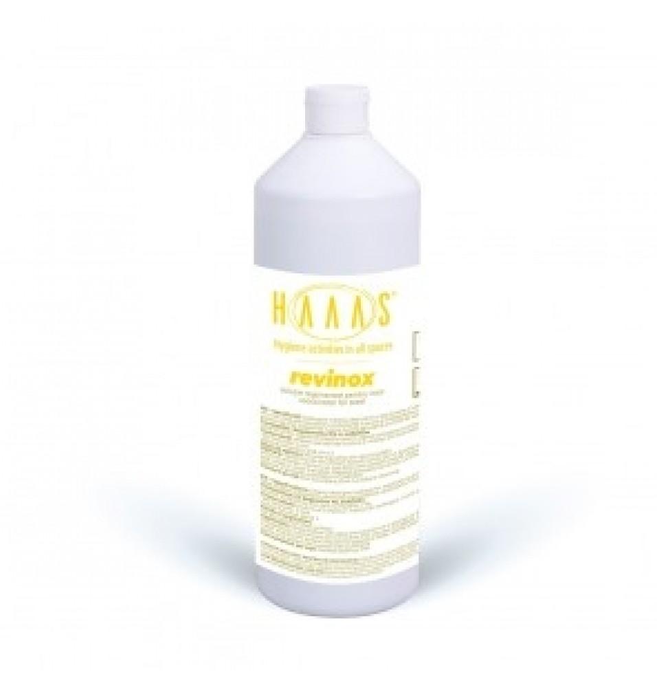 Revinox, capacitate 1 litru, solutie de regenerare pentru inox