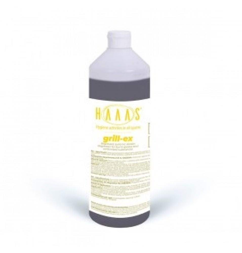 Grill Ex, capacitate 1 litru, degresant pentru grasimi arse si produse carbonizate