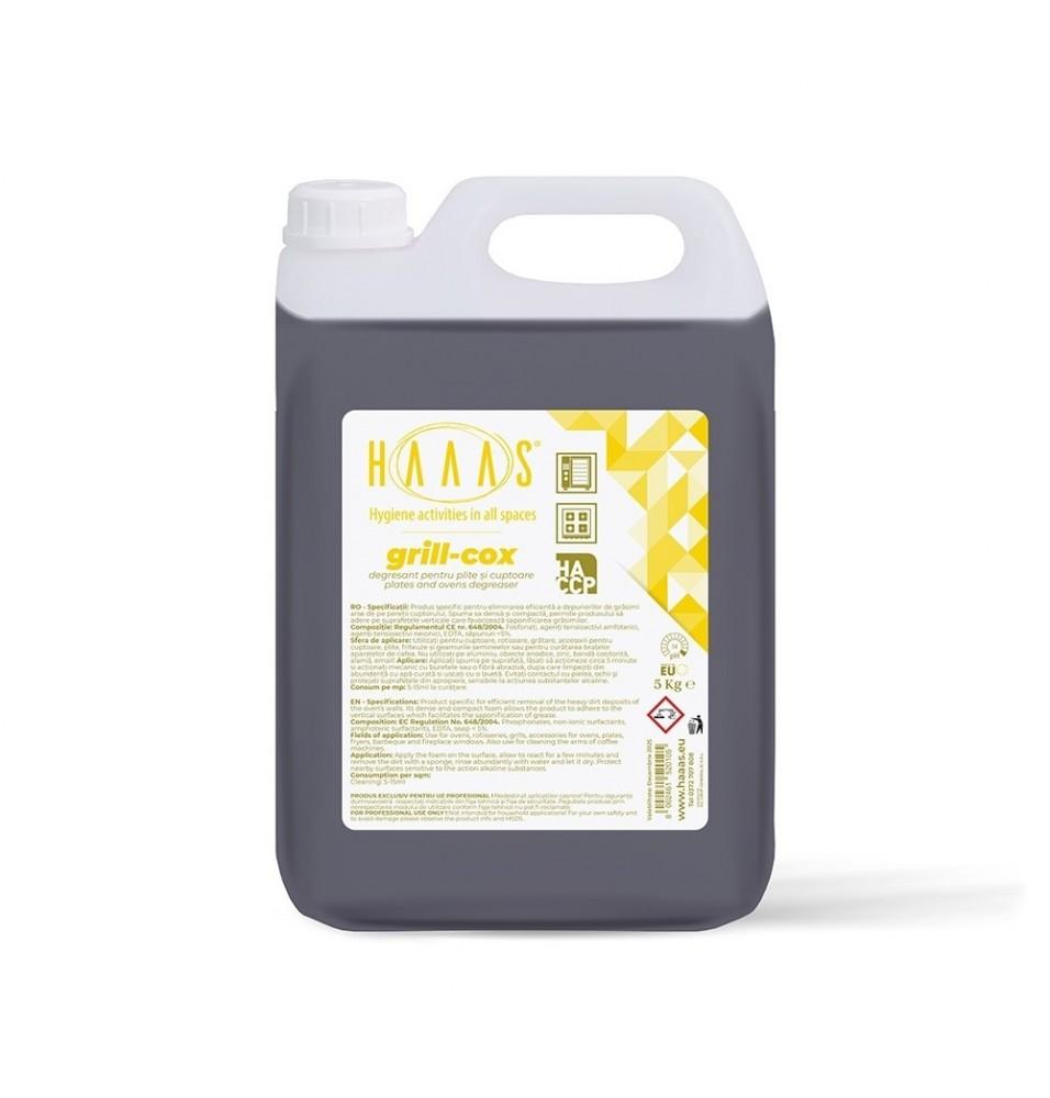 Grill Ex, capacitate 6kg, degresant pentru grasimi arse si produse carbonizate