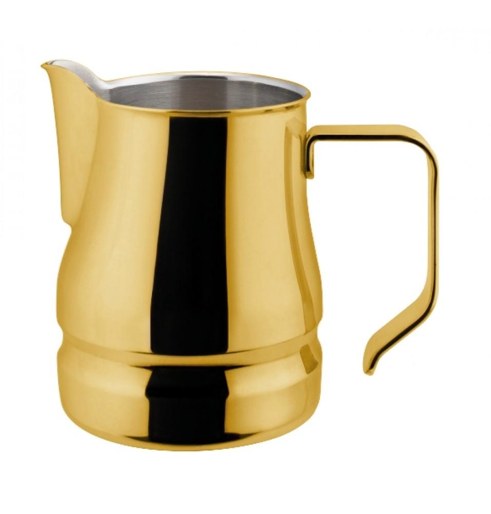 Latiera pentru cappuccino, culoare aurie, capacitate 750ml