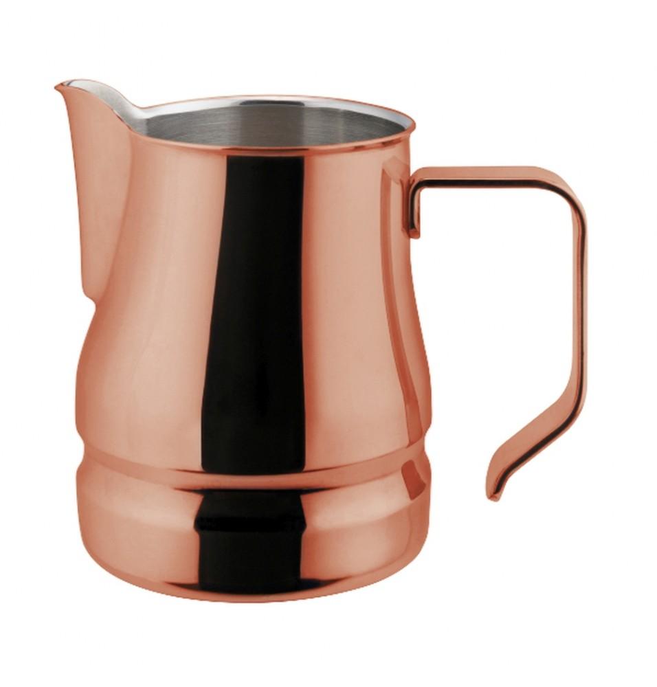 Latiera cappuccino, capacitate 500ml, culoare cupru