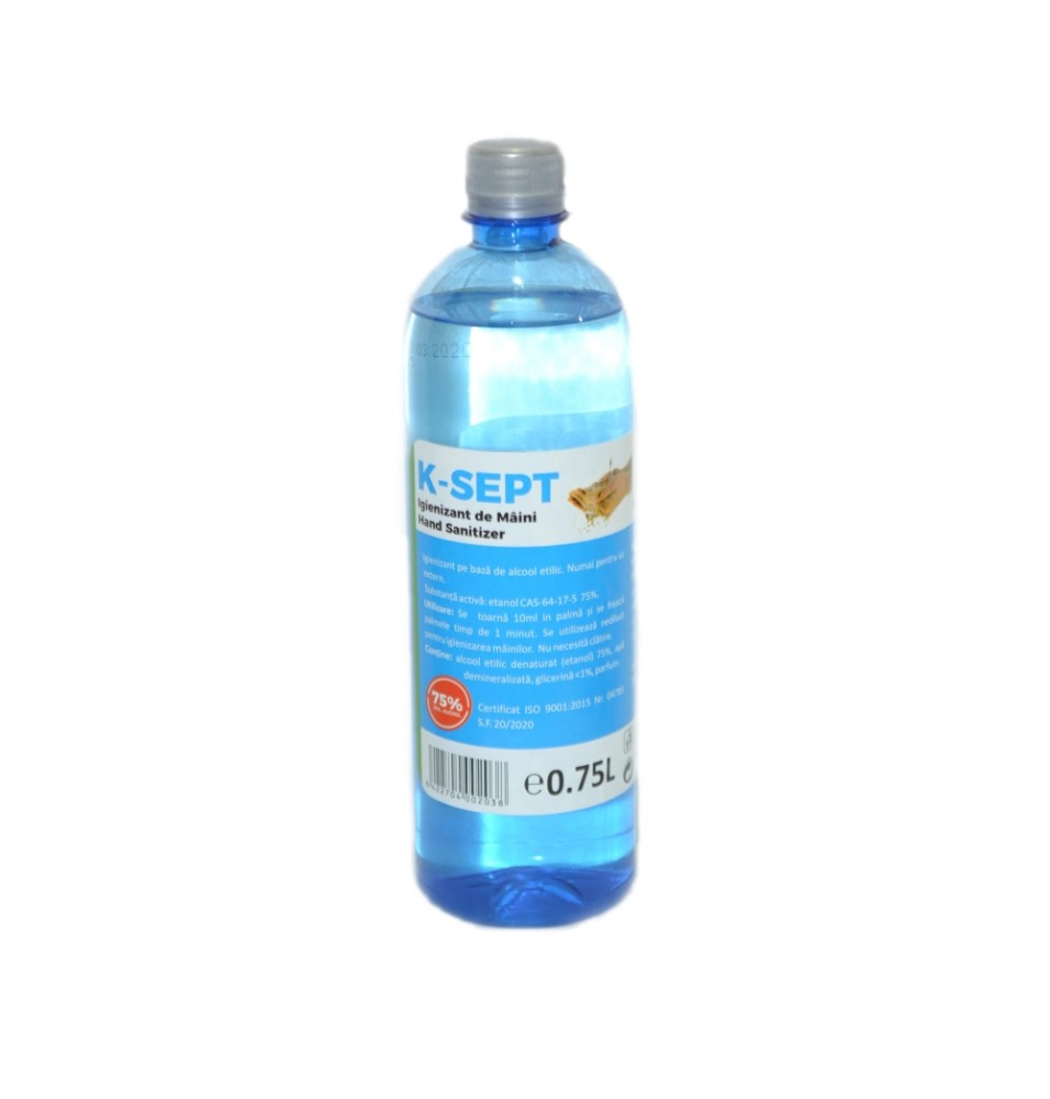 Dezinfectant maini, cantitate 750ml