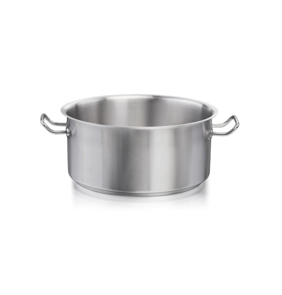 Cratita pentru sos, capacitate 2.2 litri, cu 1 maner, diametru 160mm