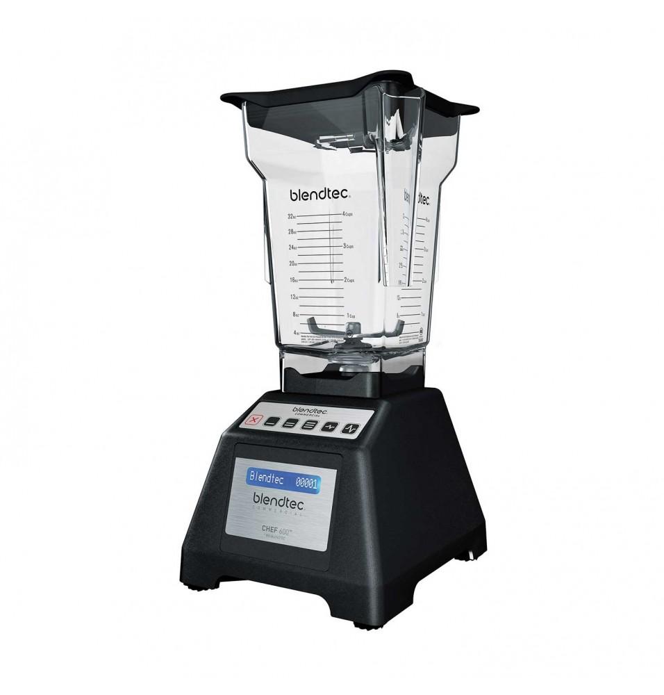 Blender Blendtec, model CHEF 600, capacitate: 2 litri, putere: 1680 W