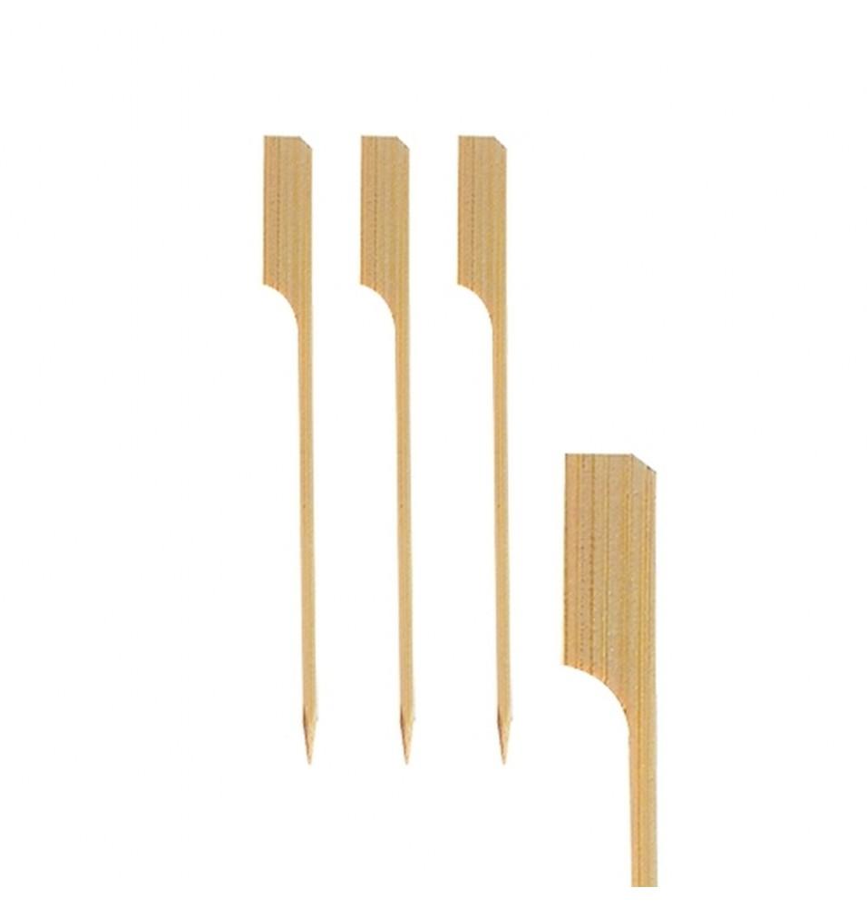 Set 250 tepuse pentru Fingerfood, bambus, lungime 120mm