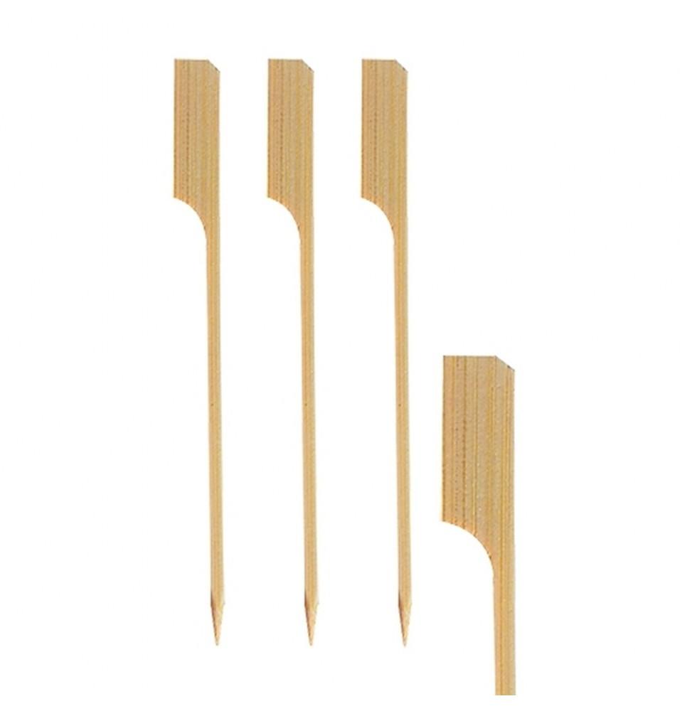 Set 250 tepuse pentru Fingerfood, bambus, lungime 180mm