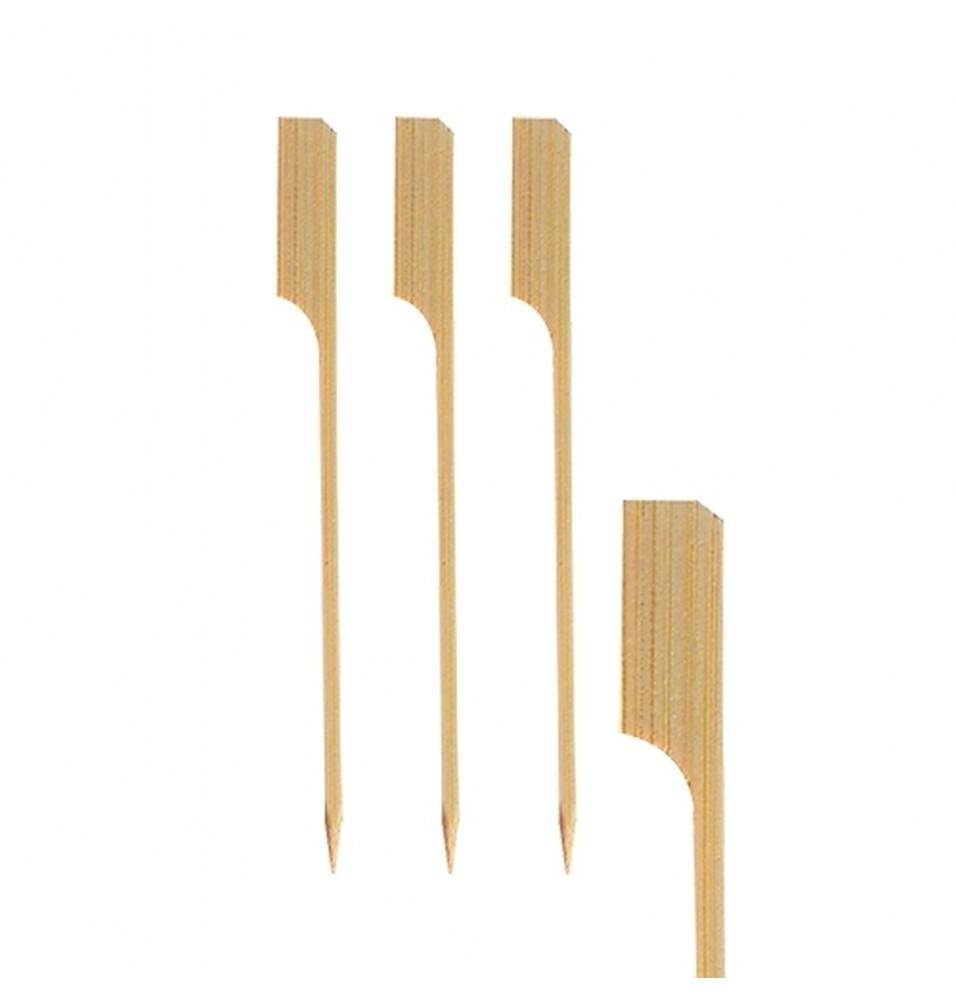 Set 250 tepuse pentru Fingerfood, bambus, lungime 150mm