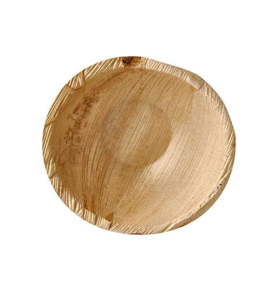Set 25 boluri din frunza de palmier, capacitate 425 ml, diametru 150mm, inaltime 65 mm
