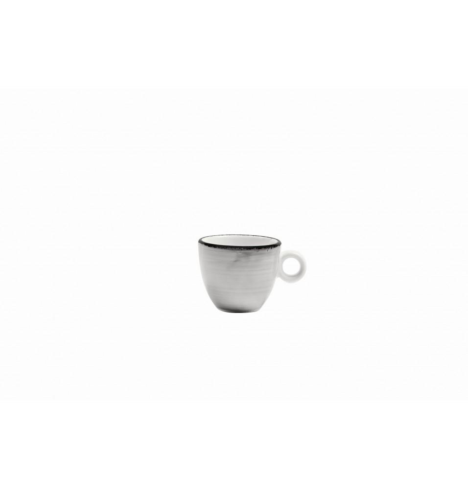 Ceasca cafea, capacitate 90ml, culoare gri