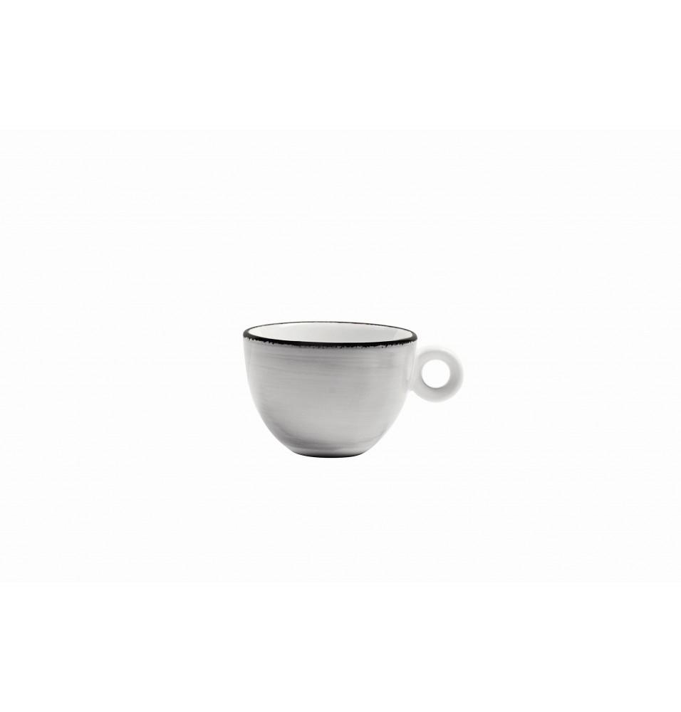 Ceasca ceai, capacitate 200ml, culoare gri